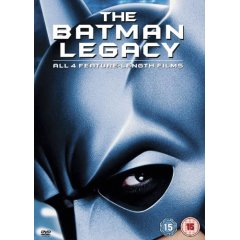The Batman Legacy (4 Disc Box Set)