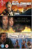Master And Commander: The Far Side Of The World / Braveheart / Dances With Wolves