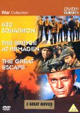 War Collection - 633 Squadron / The Bridge At Remagen / The Great Escape