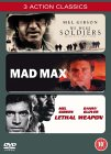 Mad Max / Lethal Weapon / We Were Soldiers