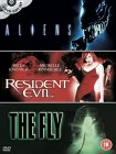Aliens / Resident Evil / The Fly [1958]