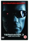 cheap Terminator 3: Rise of the Machines dvd