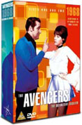 The Avengers : The Definitive Dossier 1968 (Box Set 1)