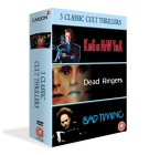 3 Classic Cult Thrillers - Bad Timing  /  King Of New York  /  Dead Ringers [1989]