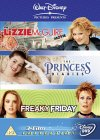 Teen Girl Triple: Freaky Friday / The Princess Diaries / Lizzie McGuire