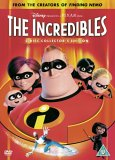 The Incredibles (Disney Pixar) (2 Discs) [2004]