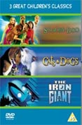 Cats & Dogs/Scooby Doo/the Iron Giant
