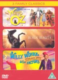 Willy Wonka And The Chocolate Factory / The Wizard Of Oz / Black Beauty