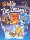 The Fantastic 5 Digistack: Flight of the Reindeer/Rudolph/Casper's Haunted Christmas/Annabelle's Wish/Ben Hur [1997]