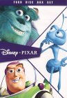 Pixar Box Set - Toy Story / Toy Story 2 / A Bug's Life / Monsters, Inc. [2000]