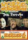 Worzel Gummidge - The Complete Series 4 - Episodes 1-7 [1981]