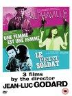 Jean-Luc Godard Box Set - Alphaville/Le Petit Soldat/Une Femme Est Une Femme [1965]
