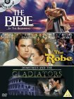 Bible / The Robe / Demetrius And The Gladiators [1966] DVD