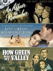 Affair To Remember, An / Love Is A Many Splendoured Thing / How Green Was My Valley [1957]