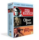 3 Classic Charles Dickens Films - Great Expectations / A Tale Of Two Cities / Oliver Twist [1946]