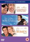 Two Weeks Notice / Something's Gotta Give / What Women Want [2004]