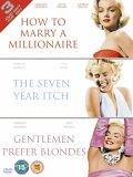 How To Marry A Millionaire / Seven Year Itch / Gentlemen Prefer Blondes