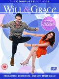 Will And Grace - Season 6 Complete DVD