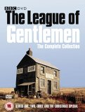 The Complete League Of Gentlemen DVD