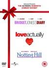 Love Actually / Bridget Jones's Diary / Notting Hill [2001] DVD