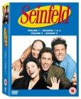 Seinfeld: Seasons 1 - 3 [1993]