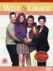 Will and Grace: Complete Series 4 [2001] DVD