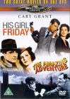 His Girl Friday / The Amazing Adventure