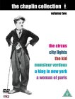 The Chaplin Collection Vol.2 - The Circus/City Lights/The Kid/Monsieur Verdoux/A King in New York/A Woman in Paris
