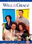 Will and Grace: Series 1 (Episodes 16-22) [2001] DVD