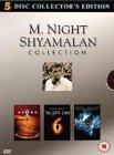 The Shyamalan Collection: Signs, Unbreakable and The Sixth Sense [5 Disc Collector's Edition] [2002]