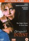 Original Intent [1992]
