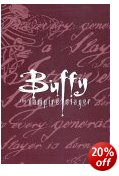 Buffy The Vampire Slayer - The Complete DVD Collection
