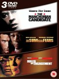 Manchurian Candidate, The / Rules Of Engagement / The Sum Of All Fears [2004]