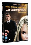 The Interpreter [2005] DVD