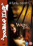 Jeepers Creepers 2 / Wrong Turn [2003] DVD