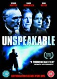 Unspeakable [2000] DVD