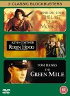 Green Mile, The / Robin Hood / Last Of The Mohicans [1999]