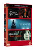 Devil's Advocate / Jeepers Creepers / Dreamcatcher DVD
