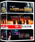 Serpent And The Rainbow, The / John Carpenter's Ghosts Of Mars / Stephen King's Sleepwalkers