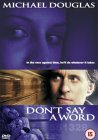 Don't Say A Word [2002]