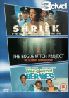 Spoof Horror: Shriek If You Know What I Did Last Friday The 13th, The Bogus Witch Project, Weekend At Bernies