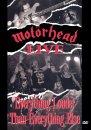 Motorhead - Everything Louder Than Everything Else - Live [1991]