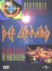 Def Leppard - Historia / In The Round In Your Face [1988]
