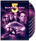 Babylon 5: Season 4 DVD