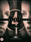 X Files Season 4 Boxset [1996]