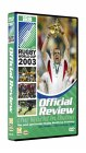 Rugby World Cup - Official Review 2003 - England