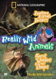 Really Wild Animals - Awesome Animal Builders / Secret Weapons And Great Escapes