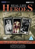 Real Life Heroes - The Great Adventurers DVD