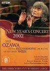 Ozawa and the Vienna Philharmonic: New Year's Concert 2002