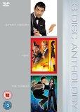 Johnny English / I Spy / Tuxedo